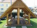Penzión Zelený dom Bojnice - Altánok